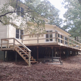 Middle Georgia Construction Company | Custom Decks by Johnston Contracting, LLC
