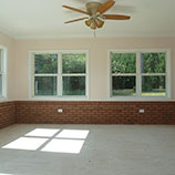 Large Sunroom Addition by Johnston Contracting, LLC