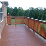 Warner Robins Construction Company | Custom Deck by Johnston Contracting, LLC Company