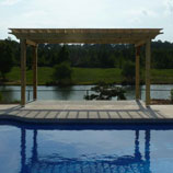 Pergola by Johnston Carpentry Remodeling